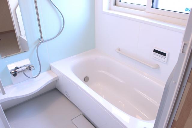 アパートのお風呂にはユニットバス!サイズがポイント!