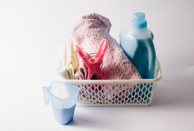 ベランダに洗濯機を置く場合の洗濯用品の収納はどうする?
