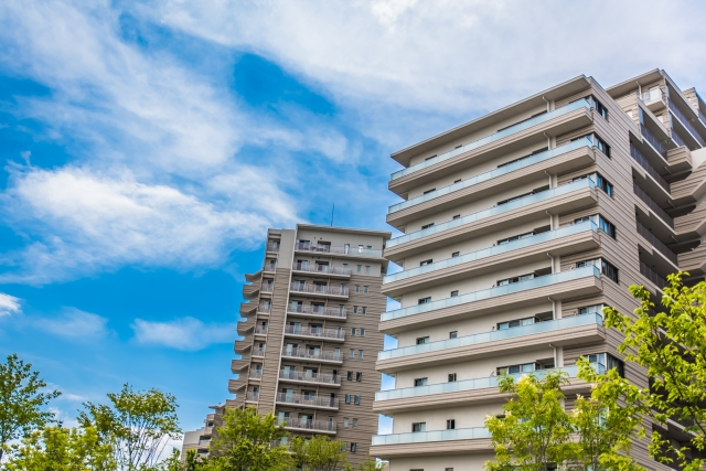 分譲と賃貸と分譲賃貸。それぞれのマンションの見分け方