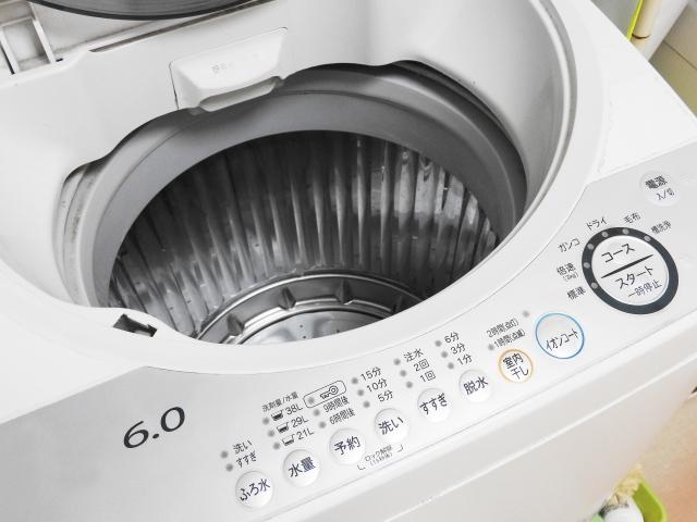 夜に洗濯機を使いたい!何時までなら迷惑が掛からない?