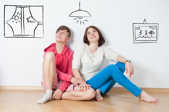 家賃以外の生活費は約6万円!同棲する場合の家賃相場は?