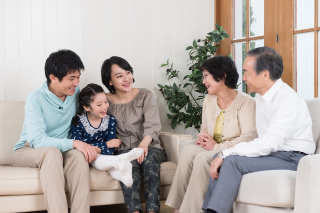 家を新築!義父・義母との同居はどのような間取りがいい?