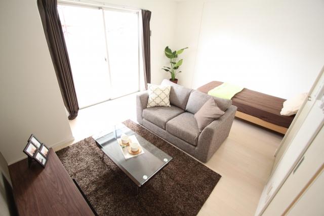 アパートで一人暮らしをするときのレイアウト~1Kの部屋編~