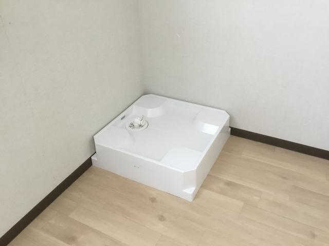 アパートにある洗濯機の防水パンの役割と注意点をご紹介