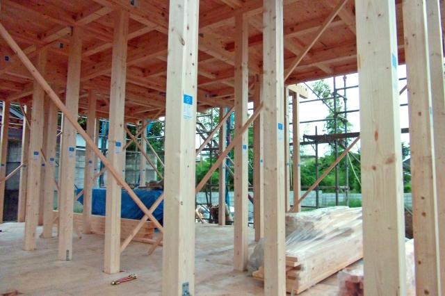 マイホームを建てるときは木造の家を選ぶ!音が気になる?