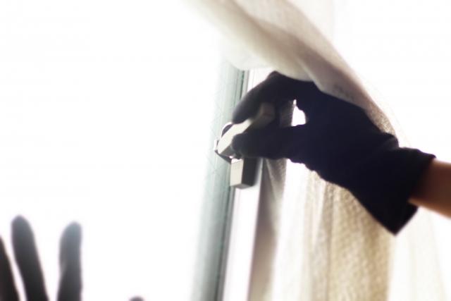 窓の防犯対策に補助鍵がおすすめ!?防犯のポイントをご紹介
