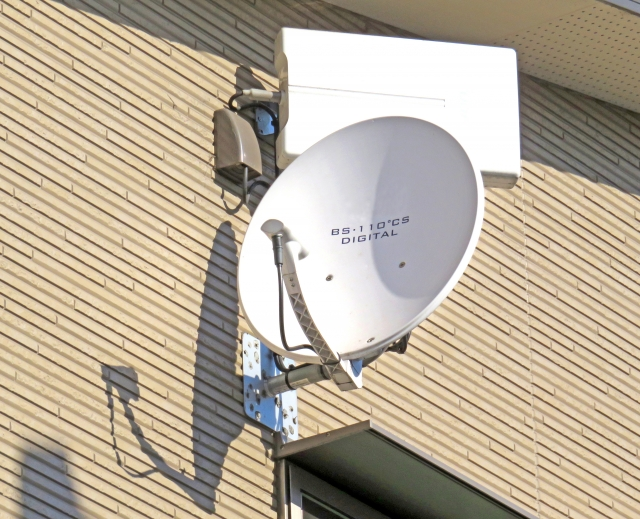 アパートのアンテナ端子は様々!テレビを見るための接続方法