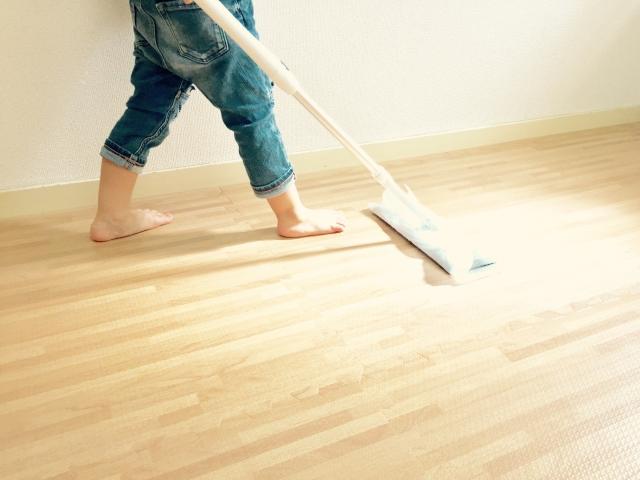 新しいアパートに引越し!入居前の掃除は必要?確認する場所