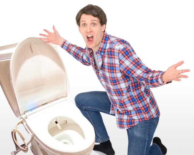ウォシュレットの水漏れはノズルの故障?修理費は誰が負担?