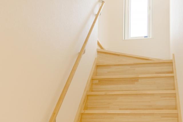 床面積の計算で迷いやすい階段!1階と2階はどう計算するの?