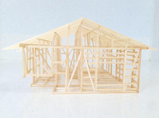 準防火地域では軒裏に建築制限あり!軒裏に木は使えるのか?