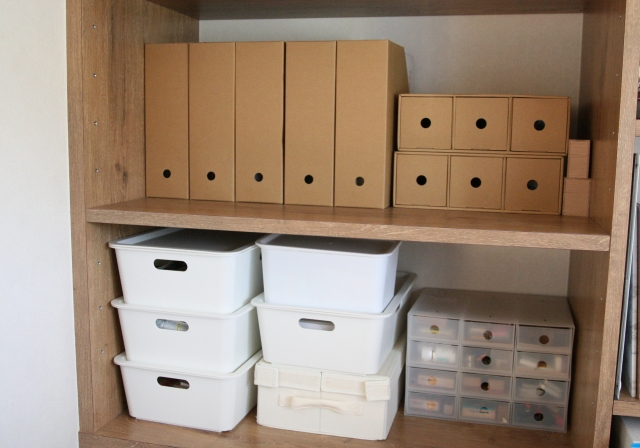 納戸が物置状態に!クローゼットとの違いや納戸収納術を紹介