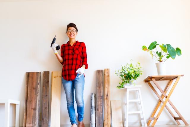 軽量鉄骨の住宅をリフォームしたい!DIYでは難しい?