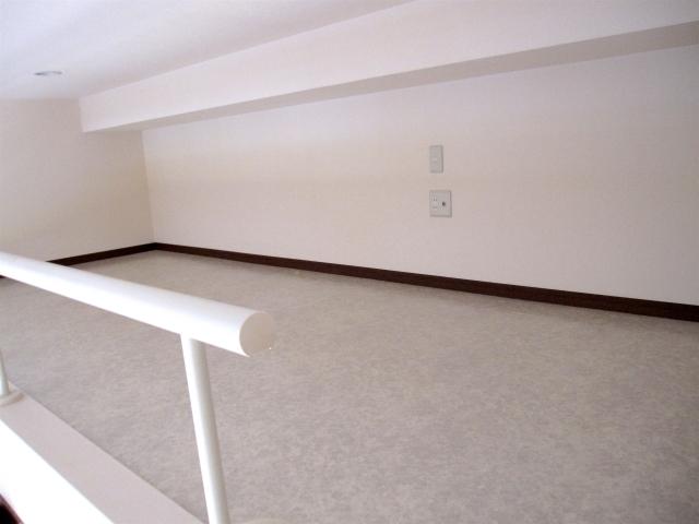 アパートにロフトを選ぶなら!はしごよりも階段がおすすめ
