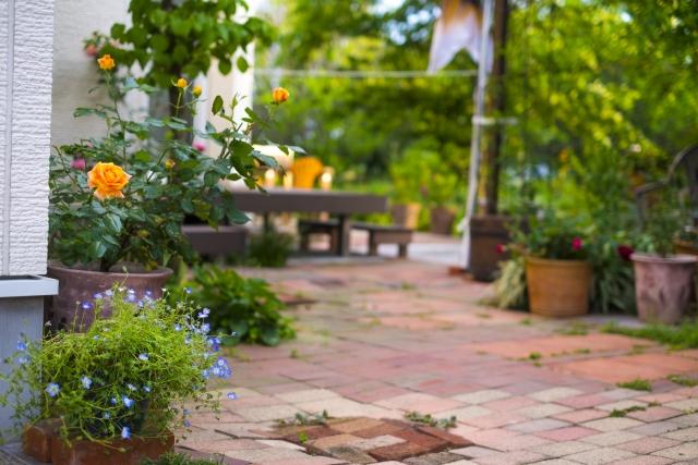 新築一戸建てに庭は必要?おしゃれな庭にするポイント