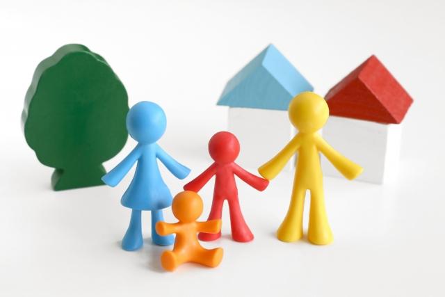 二世帯住宅は同居扱いなの?それとも別居扱いになる?