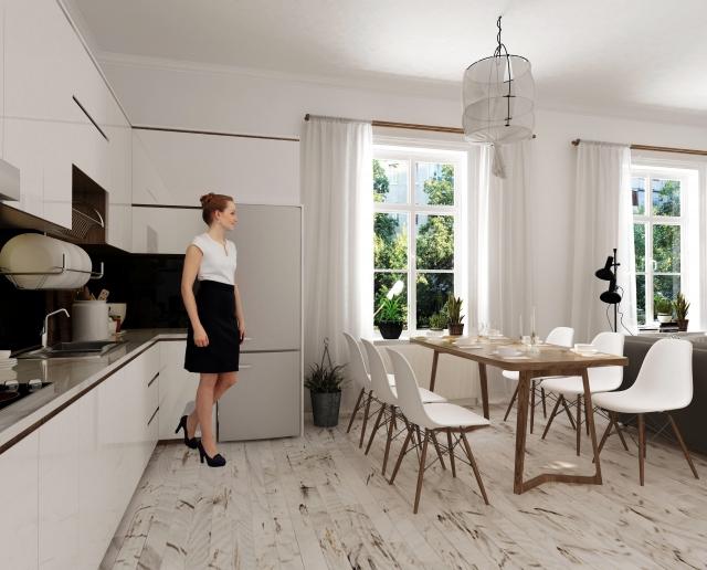 内装を白で統一した家ってどう?メリット・デメリットは?