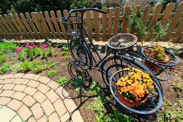マイホームの庭をおしゃれにしたい!芝の敷き方もご紹介!