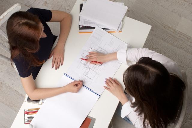 平面図を自分で書く!製図の基本や家具の書き方をご紹介!