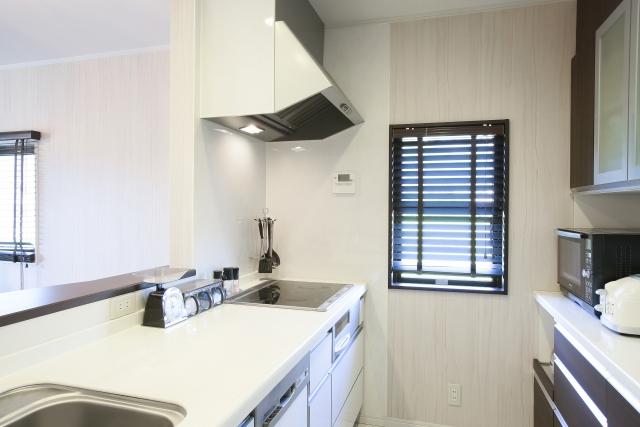 新築に憧れの対面キッチンを!背面収納で気を付けることは?