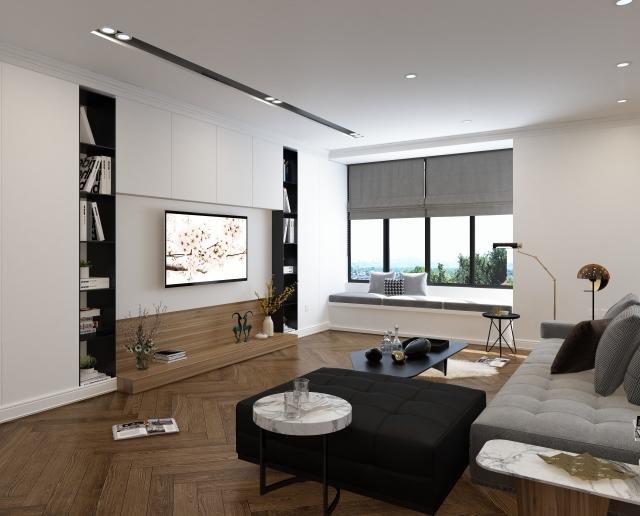 新築のテレビには壁掛けを!設置ポイントやおすすめ商品とは