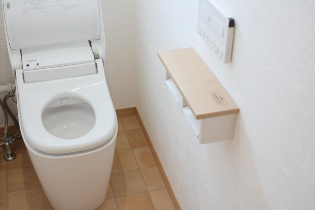 【マイホームを新築する方必見!】トイレの壁紙の選び方!