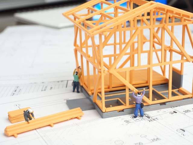 新築工事開始!基礎工事から差し入れ?何を出せばいいの?